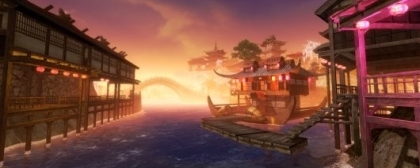 ArcheAge - new MMO introduced in great teaser