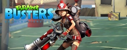 MMO Brawl Busters - more players on one place