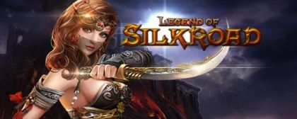 MMORPG Legend of Silkroad - Official launch announced