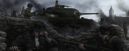 New screenshots from MMO Heroes & Generals