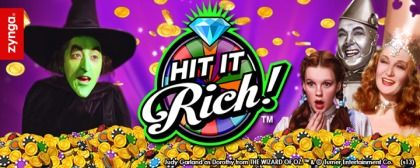 what is hit it rich casino slots
