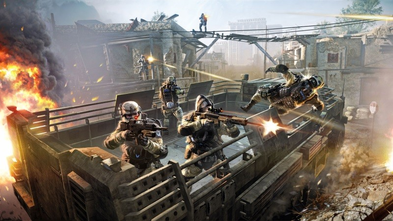 best mmo fps games for pc