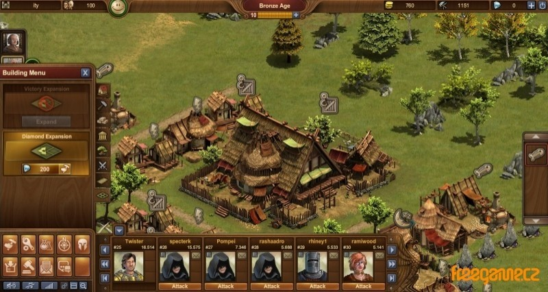 Forge of empires colonial age great buildings the world