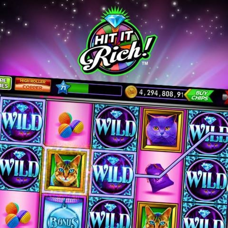 free casino slot games on facebook