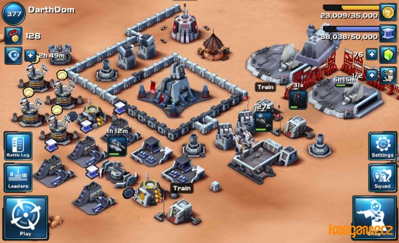 Star Wars Strategie Spiel