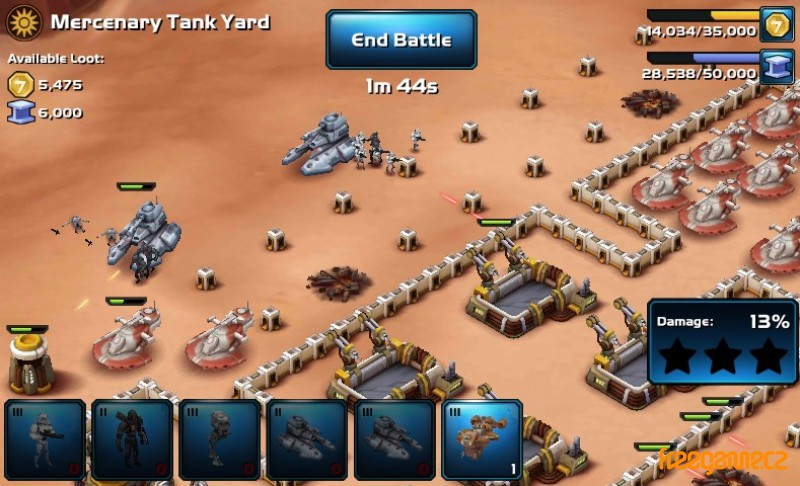 Star Wars: Commander 7.4.0.95 for Android - Download