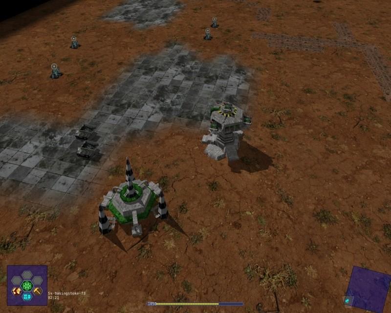 Warzone 2100 Map Editor