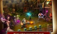 MMO Dragon Warlords - Android version