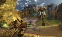 MMO FireFall - New trailer
