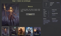 Open beta for MMORPG browser game Conclave