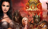 Browser MMO Soul of Guardian - first server and first players