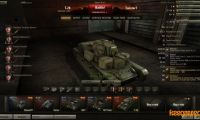 World of Tanks - Racing modes