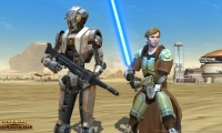 Star Wars The Old Republic introduces Trial version