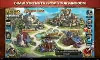 Browser MMO Kings and Legends moves to Google Play