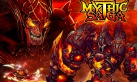 Browser MMO Mythic Saga - more new content