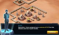 Strategy Star Wars: Commander for Android - 92 %