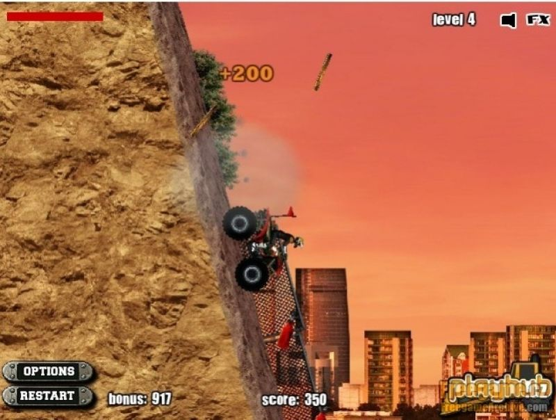 ATV Destroyer Game - Free Online Driving Games