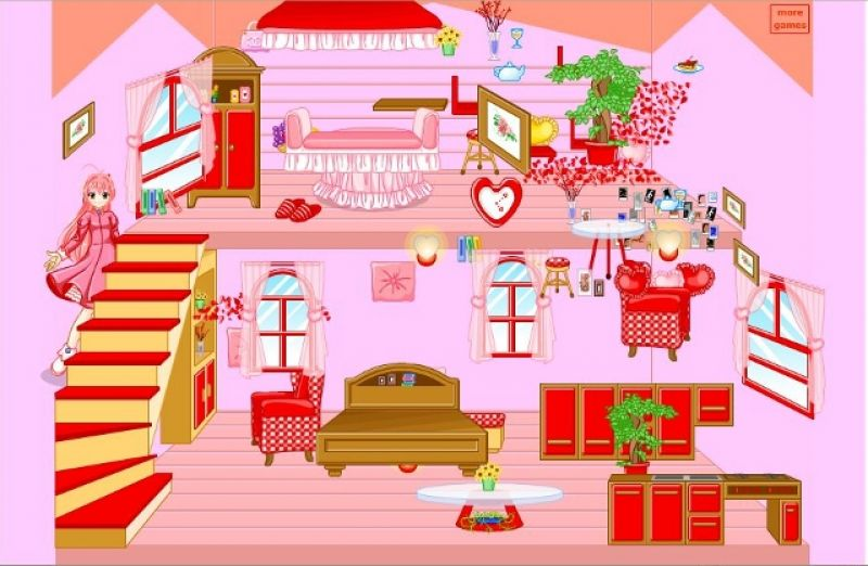 Barbie house decoration for All barbie house decoration games