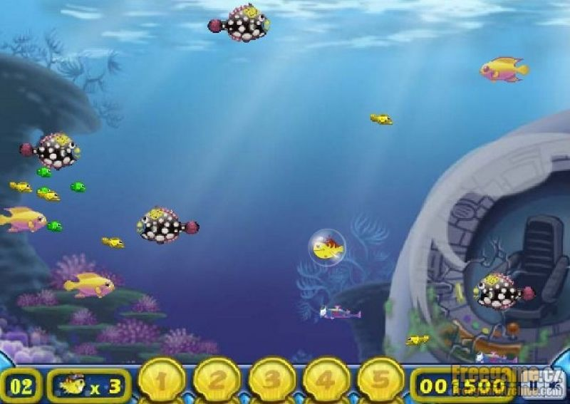 Growing fish for Grow fish game