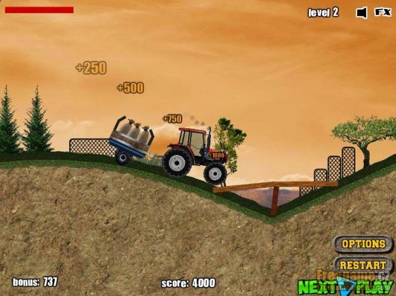 tractor mania freegamearchivecom