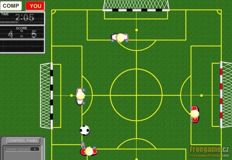 Juego soccer cheap svg stunning evo pantallazo de