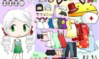 Super Duper Dress Up Game