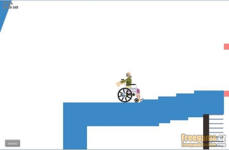 Happy Wheels Demo Hacked All Characters