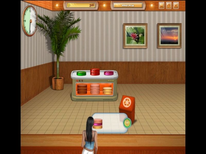 Play Online Game Cake Queen