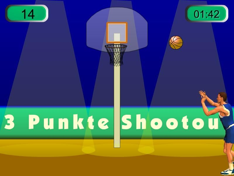 punkte basketball