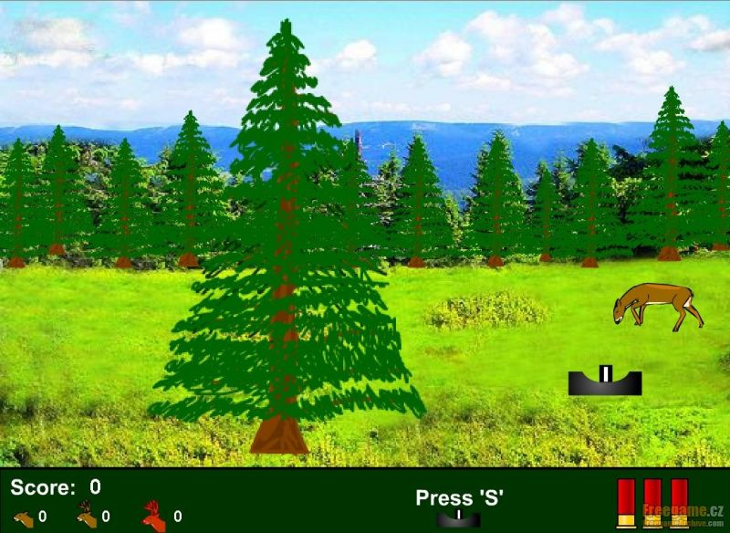 play supreme deer hunting
