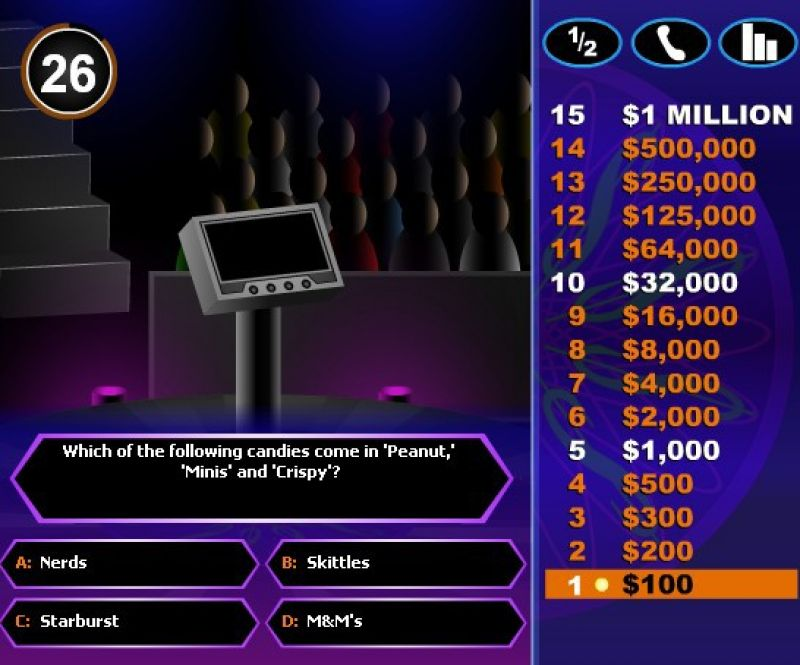 3 win a million Top Result 60 Beautiful who Wants to Be A Millionaire Powerpoint Game Template