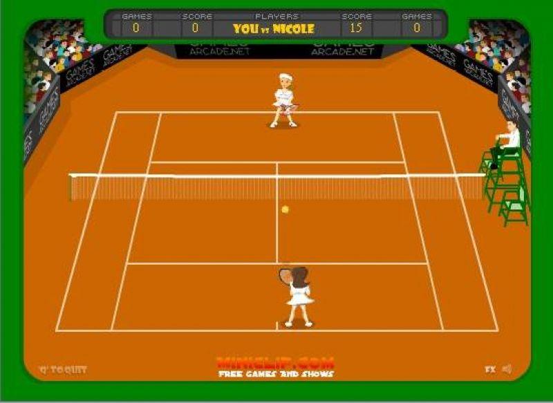 gamedesign tennis