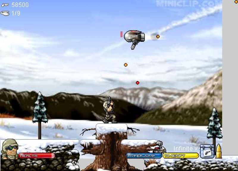 Heli Attack 3 - Free Online Game and Free Online Shooting Game from
