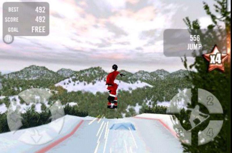 Игру На Сноуборде Для Компьютера