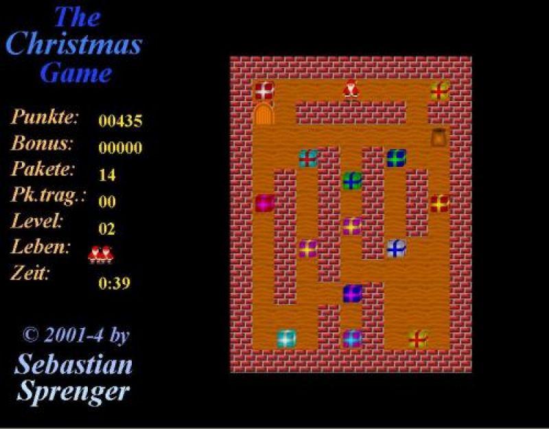 Das weihnachts spiel - Weihnachts status ...