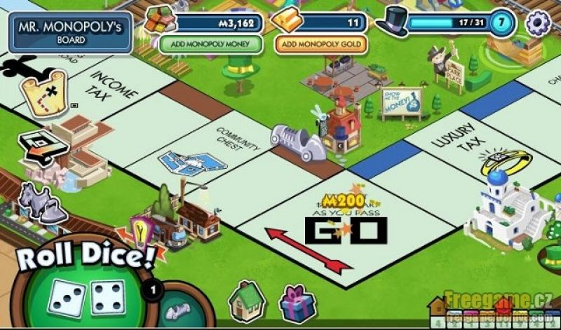 monopoly multiplayer free