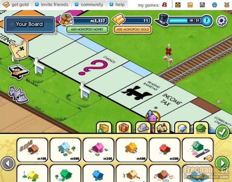 monopoly millionaires free online games