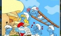 The Smurfs Fan Club Jigsaw Puz