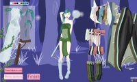 Elven Girl Game