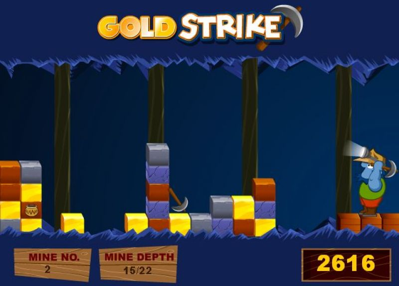 gold strike game 2