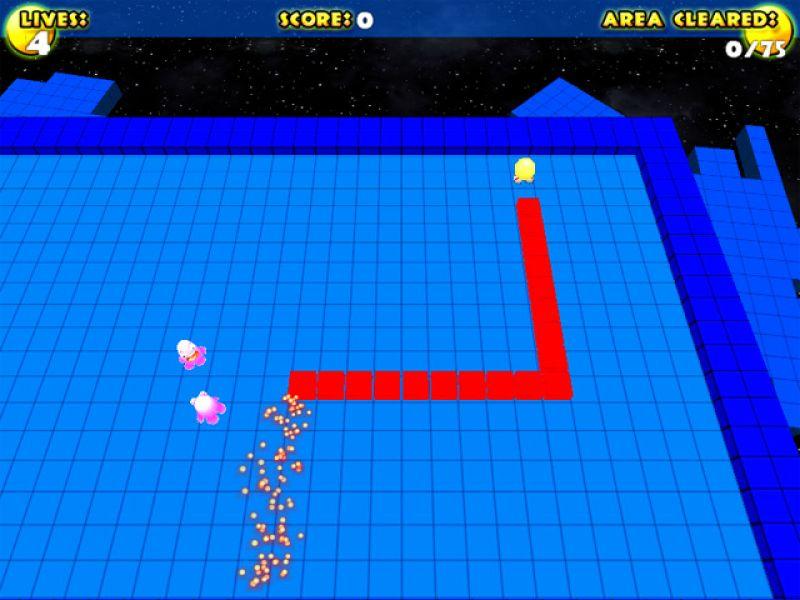 pac-xon kostenlos online spielen
