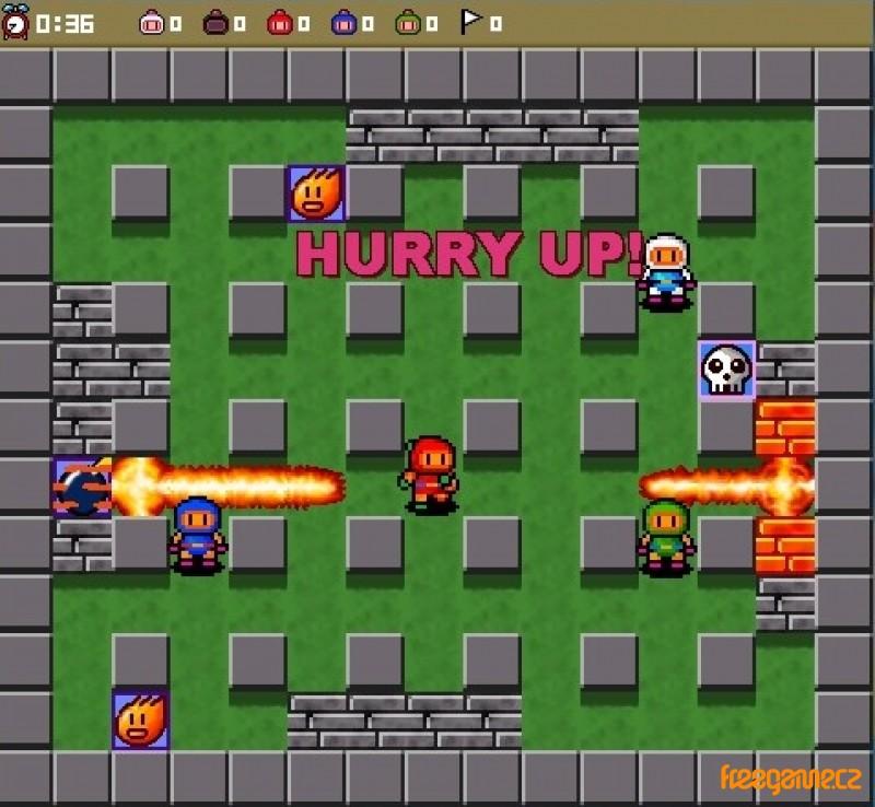 Bomberman Online Multiplayer