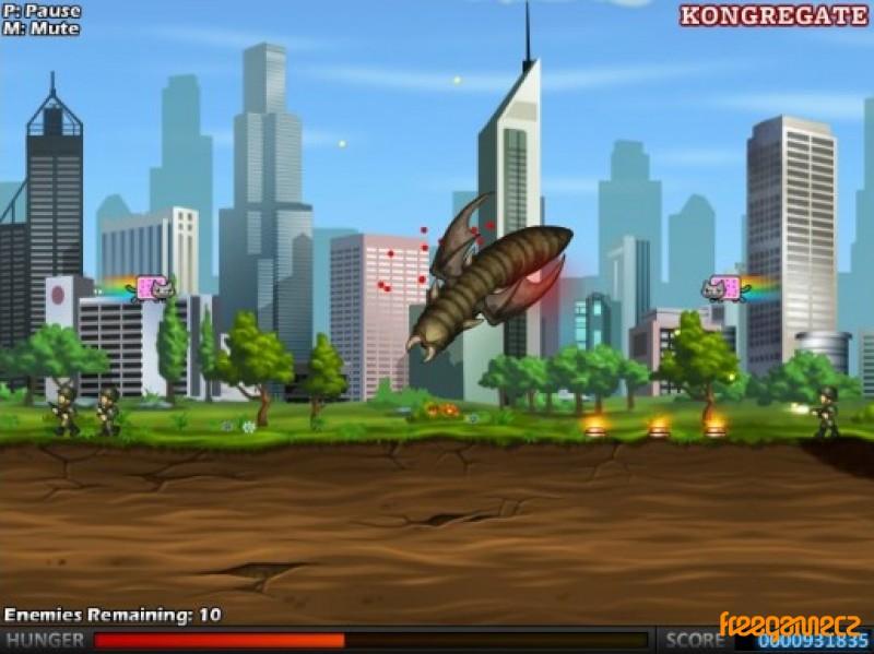 Effing worms 2 swf download online