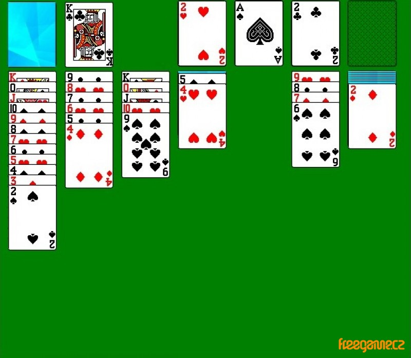 solitaire flash