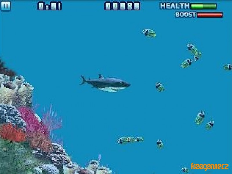 best shark games online