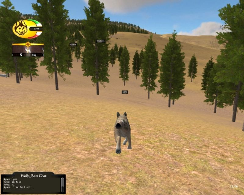 wolf quest game download