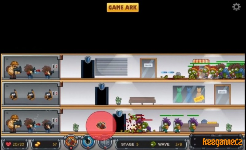 zombo buster freegamearchivecom