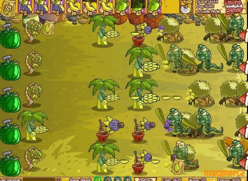 Fruit Defense Freegamearchive Com