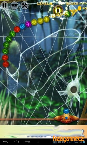 Oriental Marble Blast - Free online games at