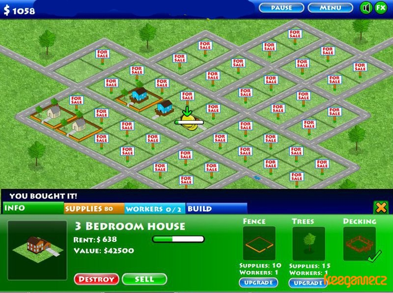 play online real estate game